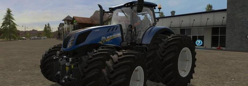 New Holland T7 - Multiple Editions v1.1