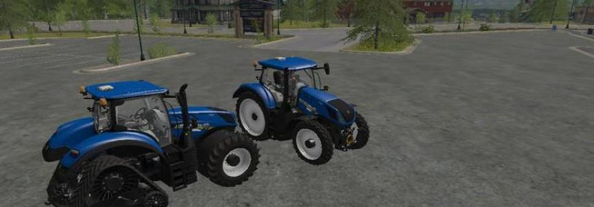 New Holland T7 v1.3