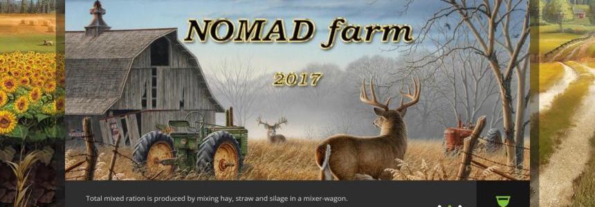 NOMAD map 2017 v1.0