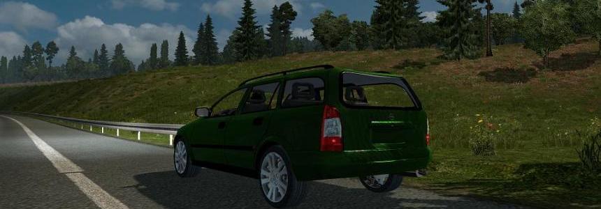 Opel Astra G 1999 v1