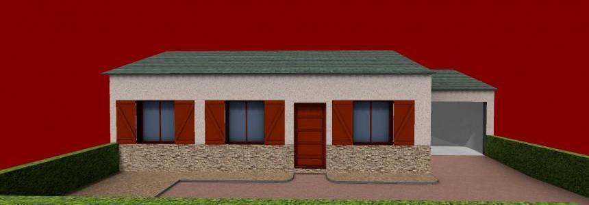 Pavillon N°1 ECH1/1