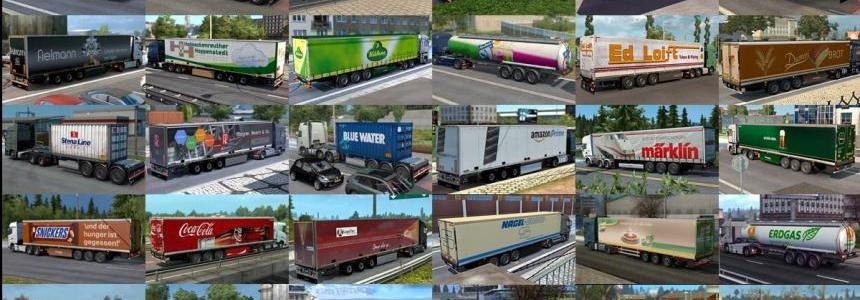 Penguins Trailer and CargoPack v2.7.1