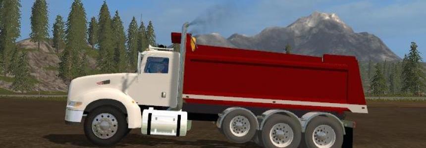 Peterbilt 384 Dump v1.0