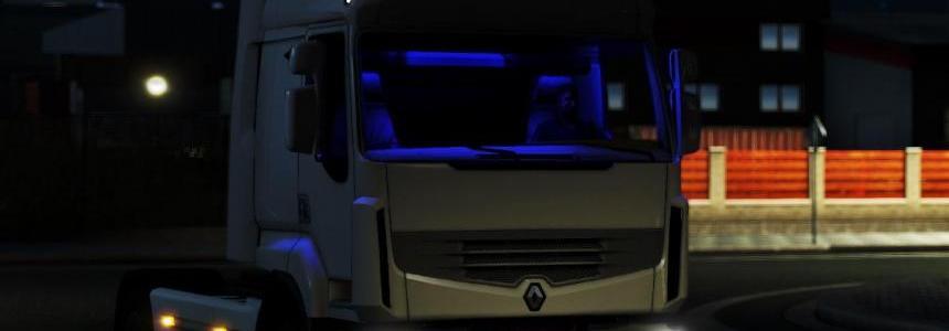 Renault Premium Interior Light v1.0