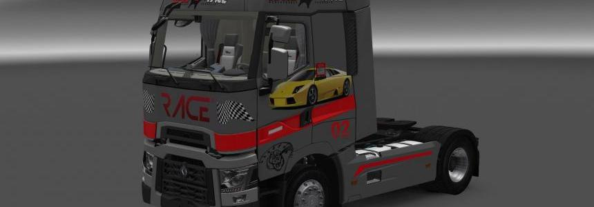 Renault T WinRace skin v1