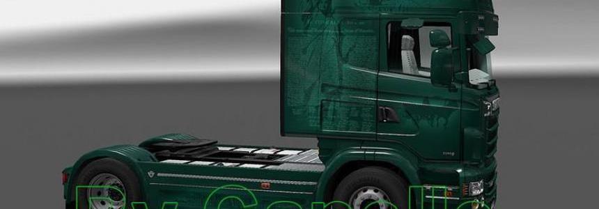 RJL Scania USA