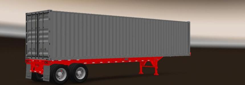 RTA Container Chassis Paint v0.1