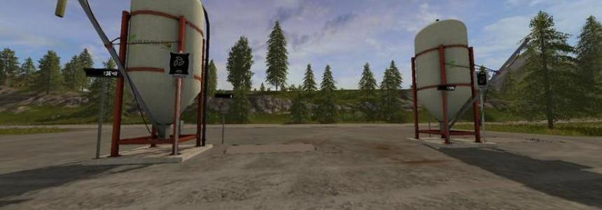 Saatgut und Dunger Lager 1.5 GE & Platzierbar 2.5