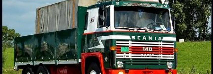 Scania 140-141 Sounds