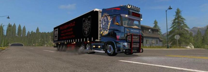 Scania 700 Evo Schubert Edit v0.8