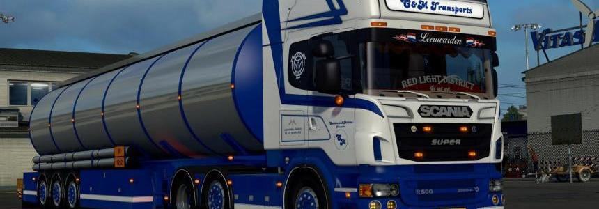 Scania C&M Transports v1.0