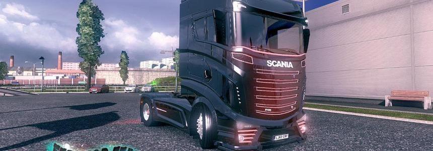 Scania CONCEPT R1000 (Ready 1.26)