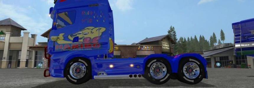 Scania Haribo Pack v1.0