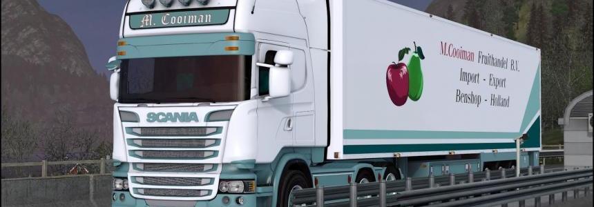 Scania M.Cooiman v1.0