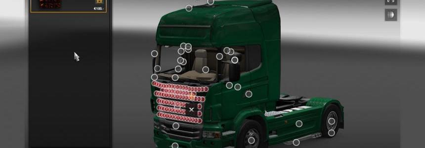 Scania Mega Store for 1.26.x