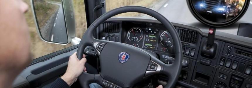 Scania Original Retarder Sound