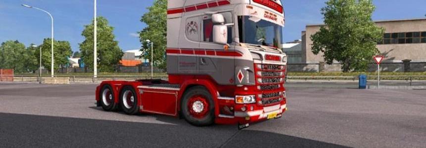 Scania R560 Gronbeck fixed v1