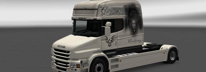 Scania T Fantasy skin v1