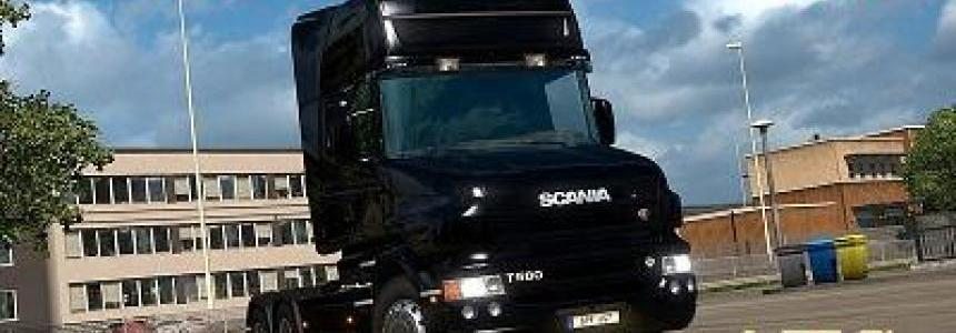 SCANIA T V2.0 RJL FOR ATS