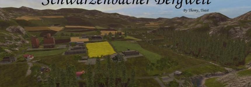 Schwarzenbacher mountains Beta cleared