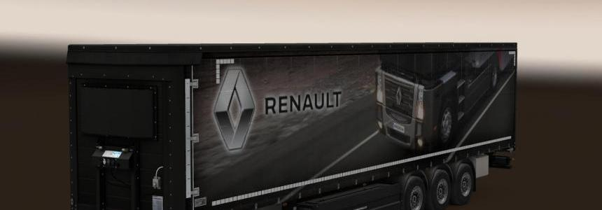Schwarzmuller Renault Trailer for Multiplayer v1.0