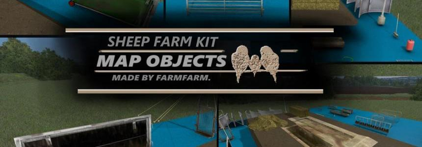 SHEEP RACE KIT. MAP OBJECTS v1