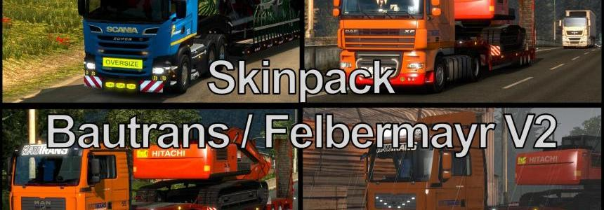 Skinpack Bautrans Lauterach / Felbermayr v2