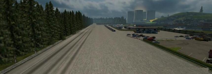 Southampton Race way (Alpha) v0.1