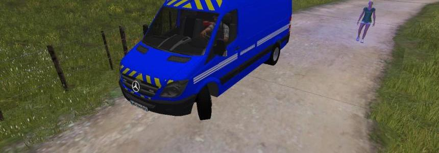 Sprinter GENDARMERIE FS17 V1