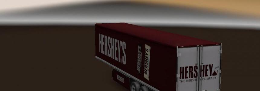 Standalone Hershey's Trailer