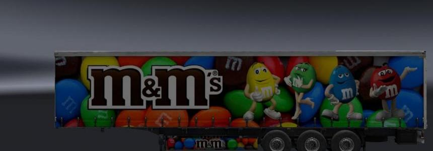 Standalone M&M's Trailer v1.0