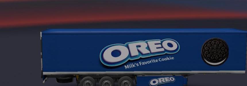Standalone Oreo Trailer