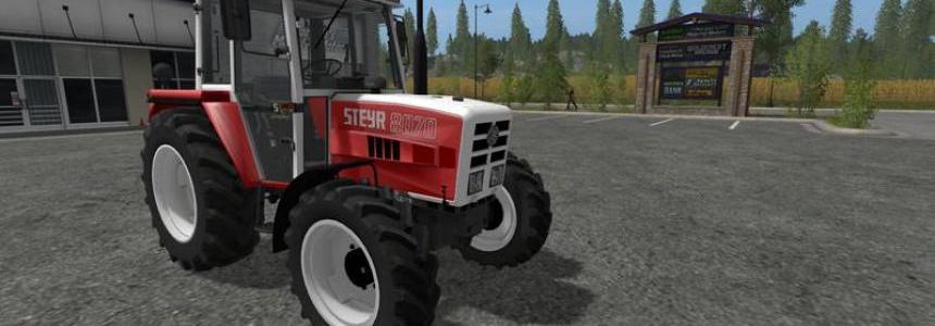 Steyr 8070a SK2 fix