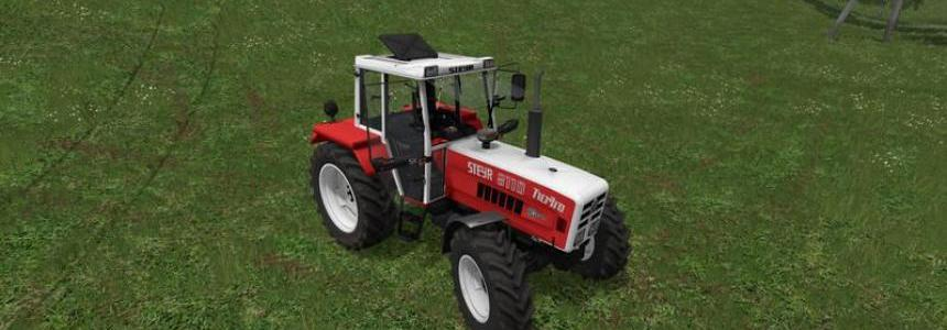 STEYR 8110A SK2 Turbo Electronic v1.0