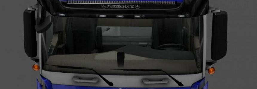 Sunshield For Mercedes MP4 v1.0