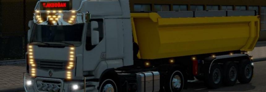 Tanju Akdogan's Truck