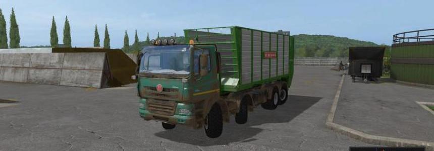 Tatra 8X8 Phoenix ITRUNNER v1.0