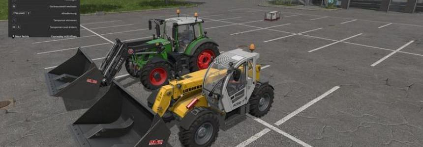 Teleloader hightip shovel v1.1.f
