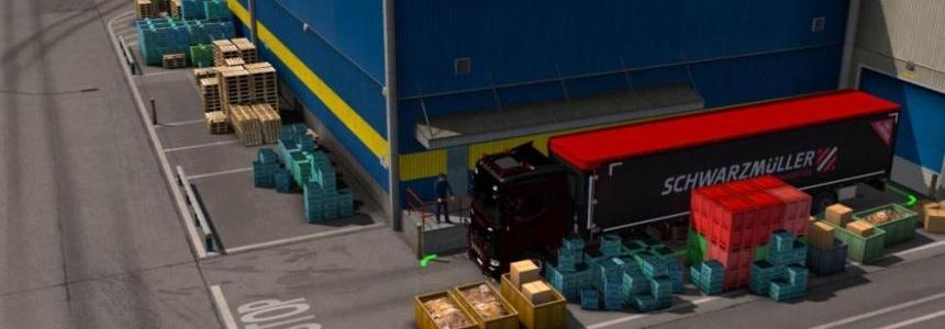 The New unloading Zone Schumi 1.26