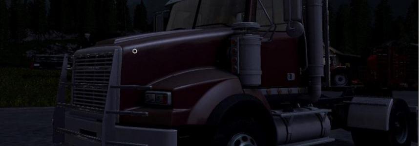Twinstar 435 single axle truck v1.0