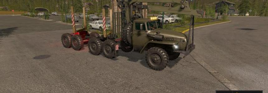URAL FOREST Pack v2.0