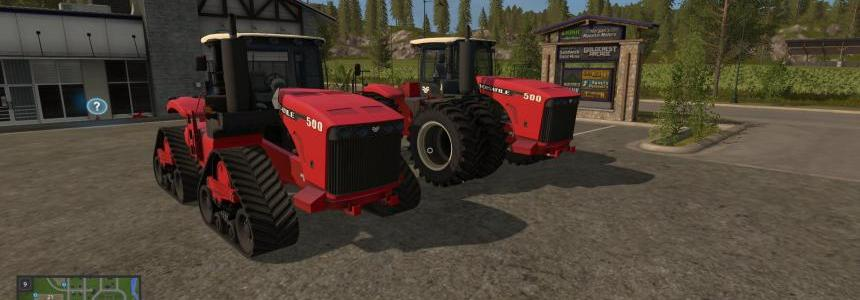 Versatile 500 Quad & Wheels v1.0