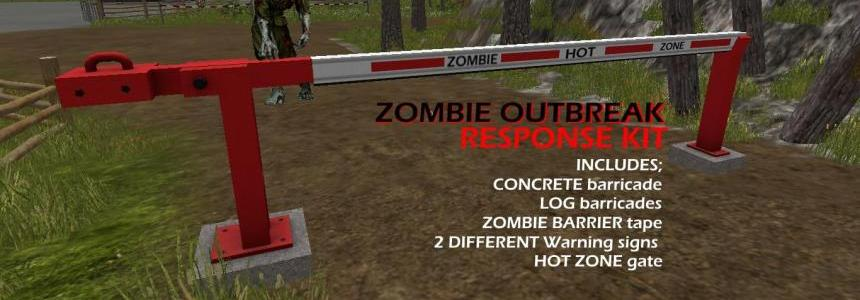 ZOMBIE RESPONSE KIT-object pack v1.0