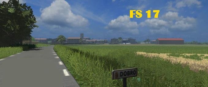 Dobro Map FS V Modhubus - Us map mod fs 17