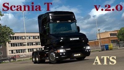 SCANIA T V.2.0 RJL for ATS