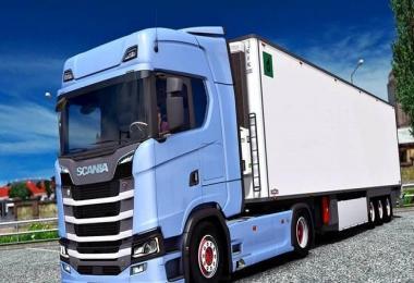 Scania S730 Full Truck v1