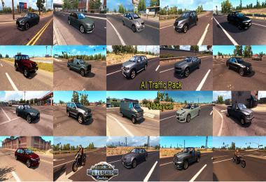 AI Traffic Pack by Jazzycat v1.7