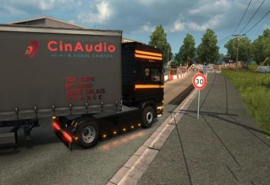 4 French Trailers CinAudio France