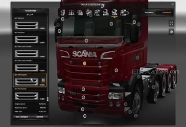 Scania new mega tuning 1.26