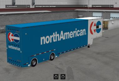 Reskinned Featherlite Trailer v1.0